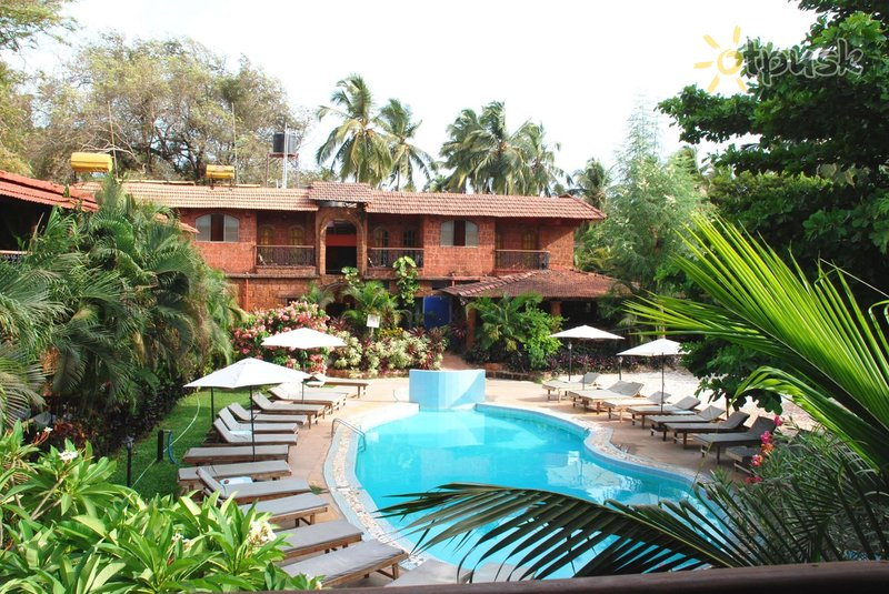 Фото отеля Sea Breeze Resort Candolim 2* Северный Гоа Индия