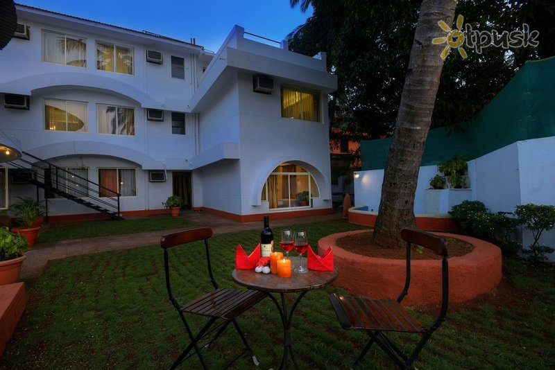 Фото отеля Treehouse Silken Sands 3* Южный Гоа Индия
