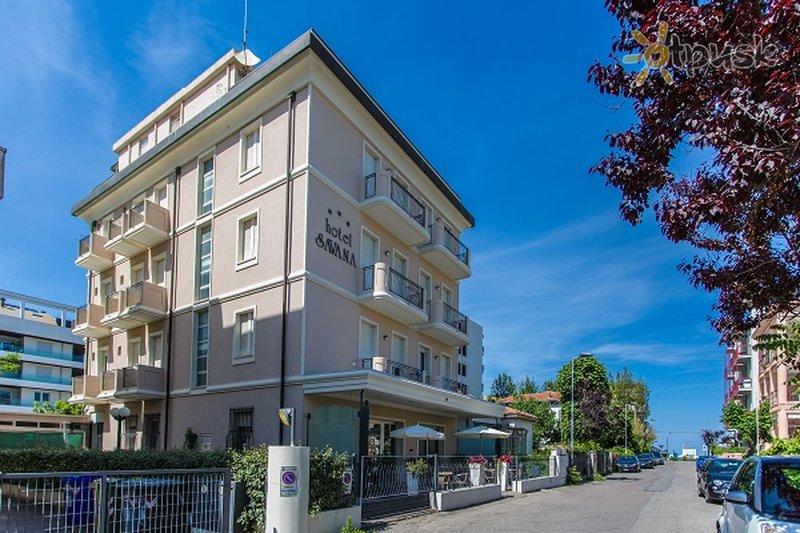 Фото отеля Savana Hotel 3* Римини Италия