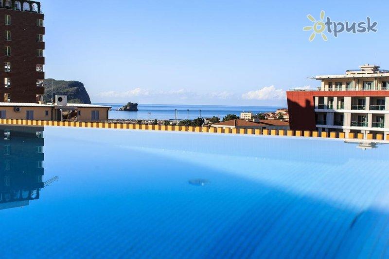 Фото отеля Fagus 4* Будва Черногория