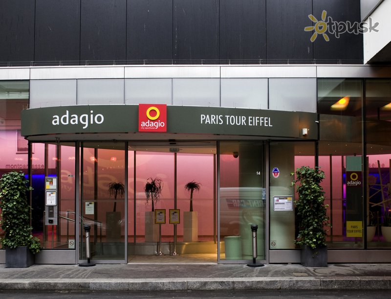 Фото отеля Adagio Paris Centre Tour Eiffel 4* Париж Франция