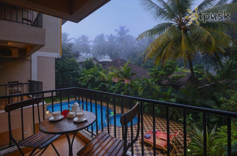 Фото отеля The Treehouse Blue 3* Южный Гоа Индия