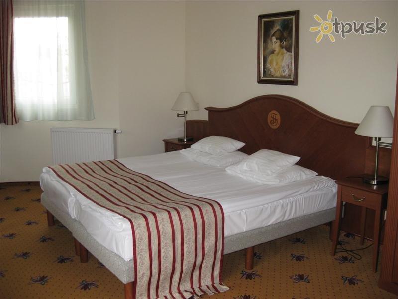 Фото отеля Sante Hotel 3* Хевиз Венгрия