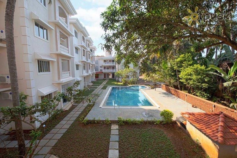 Фото отеля Paloma De Goa Resort 3* Южный Гоа Индия