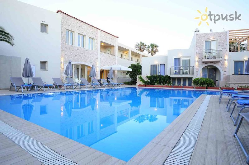 Фото отеля Maravel Star Art Hotel 4* о. Крит – Ретимно Греция