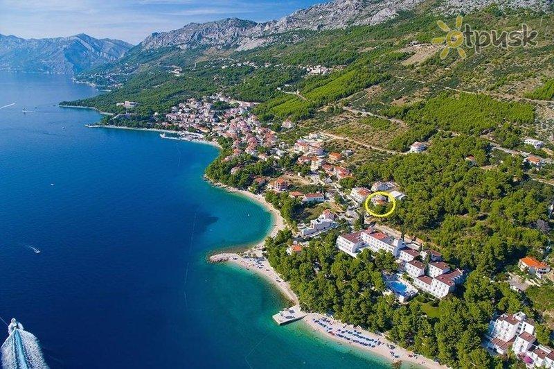 Фото отеля Garni Ivanac 3* Брела Хорватия