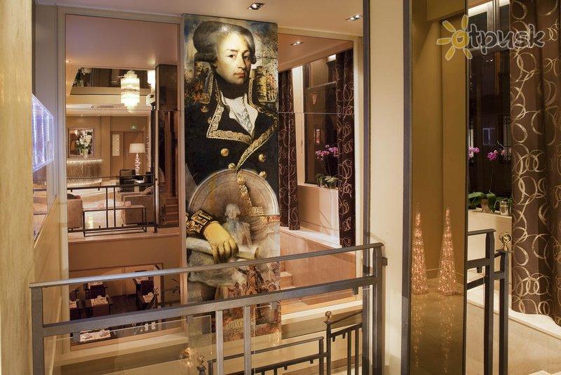 Фото отеля Best Western Anjou Lafayette 3* Париж Франция