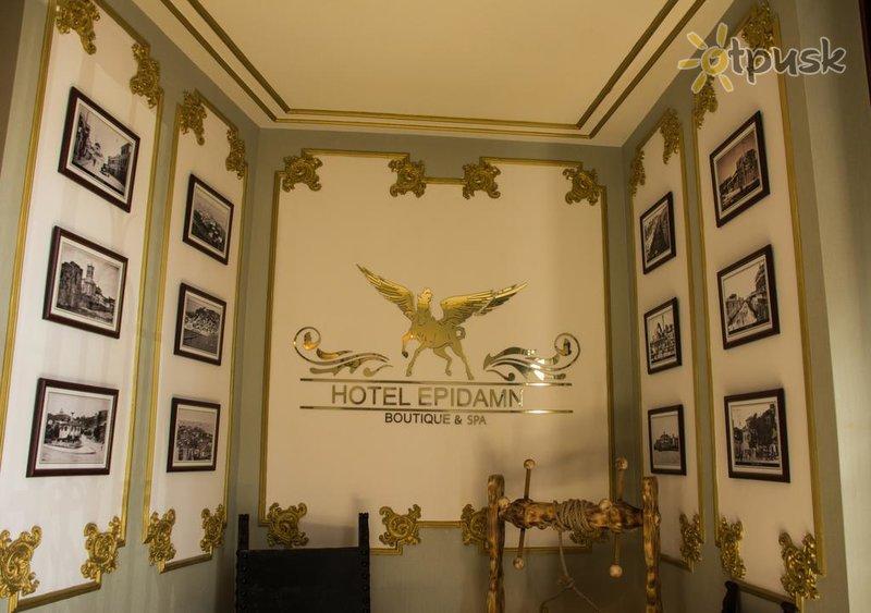 Фото отеля Epidamn 5* Дуррес Албания