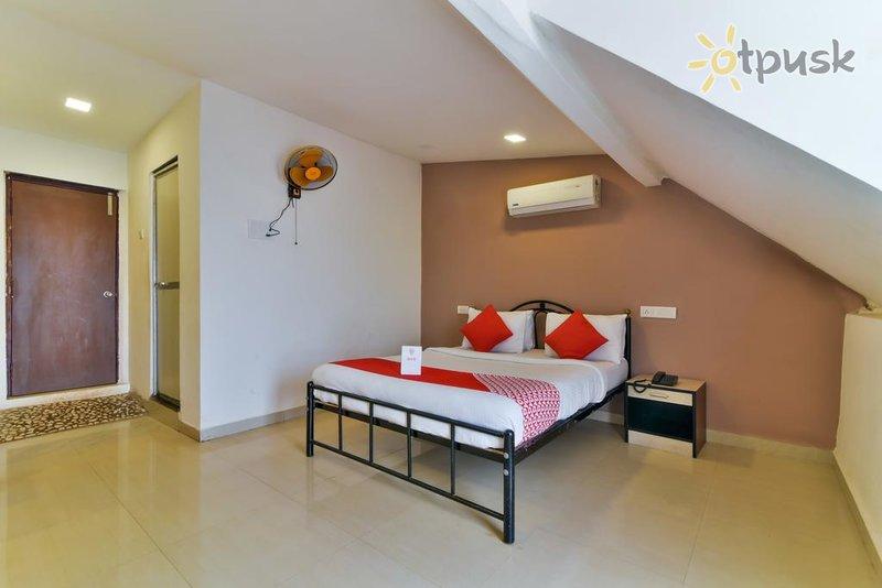 Фото отеля Nisu Beach Hotel 3* Северный Гоа Индия
