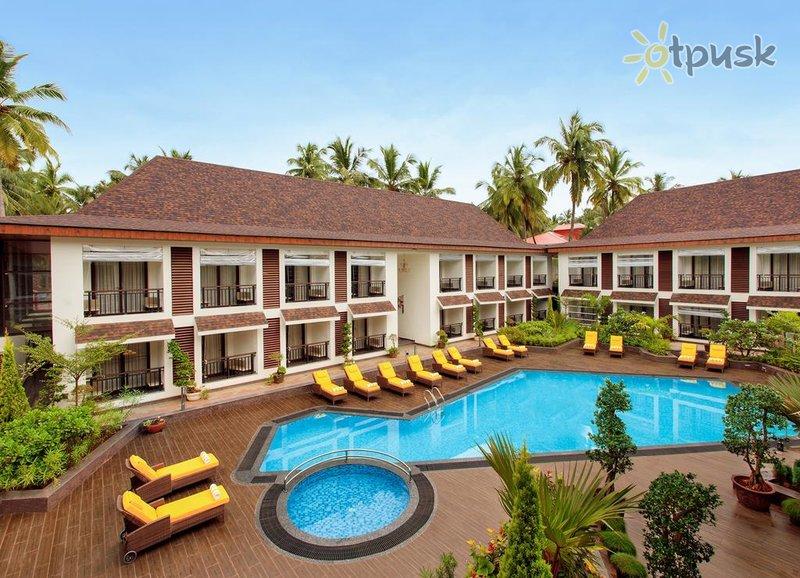 Фото отеля Sobit Sarovar Portico 4* Южный Гоа Индия