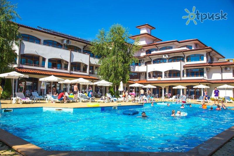 Фото отеля Sunrise Complex 3* Солнечный берег Болгария