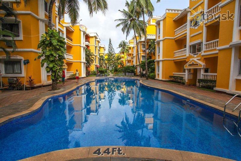 Фото отеля Adamo The Bellus 4* Северный Гоа Индия