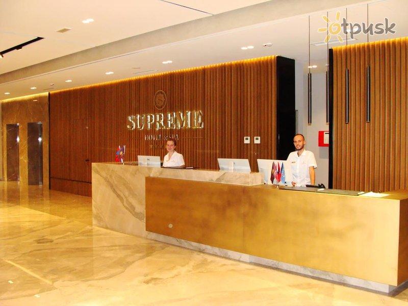 Фото отеля Supreme Hotel & Spa 5* Дуррес Албания