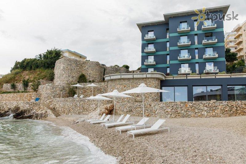 Фото отеля Buze Boutique Hotel 4* Саранда Албания