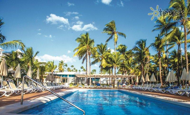 Фото отеля Riu Palace Punta Cana Hotel 5* Пунта Кана Доминикана