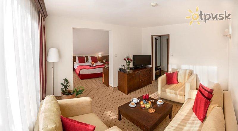 Фото отеля Yastrebec Hotel Welness & Spa 4* Боровец Болгария