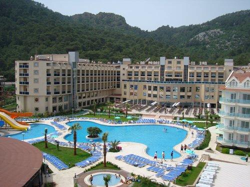 Тур в Green Nature Resort & Spa 5☆ Турция, Мармарис