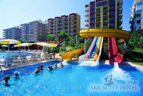 Тур в Ark Apart & Suite Hotel 3☆ Туреччина, Аланія