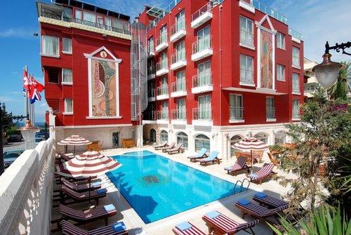 Тур в Bilem High Class Hotel 4☆ Турция, Анталия