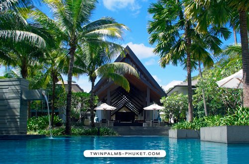 Тур в Twin Palms Phuket Resort 5☆ Таиланд, о. Пхукет