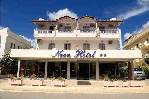 Тур в Neon Hotel 2☆ Греция, о. Крит – Ираклион