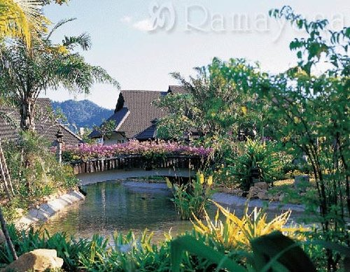Горящий тур в Ramayana Koh Chang Resort & Spa 4☆ Таиланд, о. Чанг