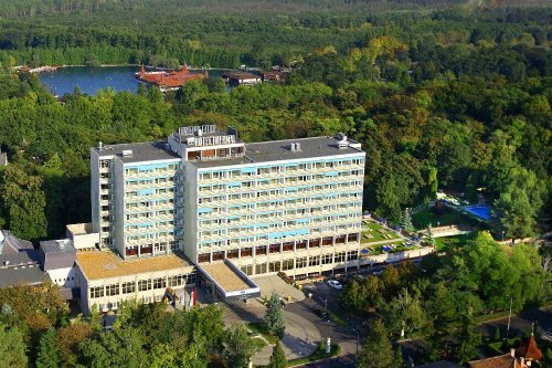Тур в Ensana Thermal Heviz Health Spa Hotel 4☆ Венгрия, Хевиз