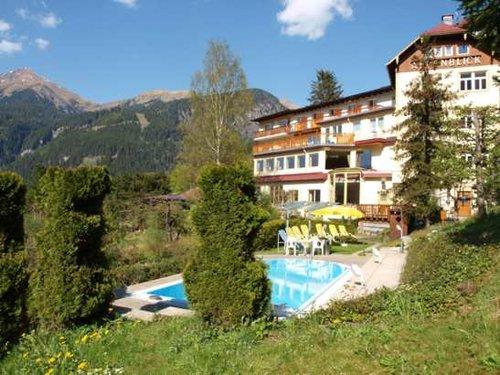 Тур в Alpenblick Hotel 3☆ Австрия, Бад Гаштайн
