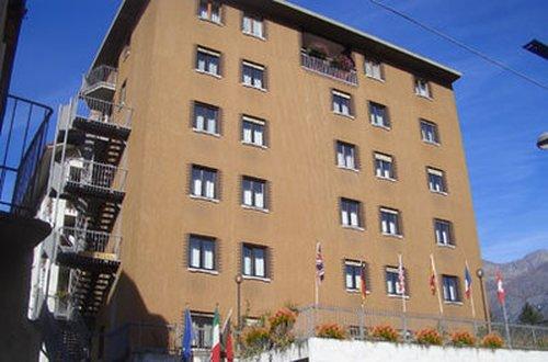 Тур в HB Aosta Hotel 3☆ Италия, Аоста