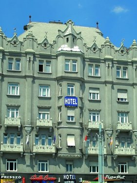 Тур в Baross City Hotel 3☆ Венгрия, Будапешт