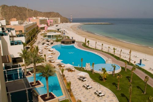Тур в Radisson Blu Resort Fujairah 5☆ ОАЭ, Фуджейра