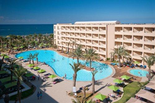 Тур в Vincci Rosa Beach Monastir 4☆ Тунис, Монастир