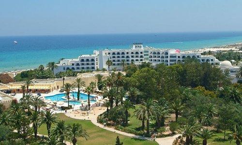 Тур в Marhaba Beach 4☆ Тунис, Сусс