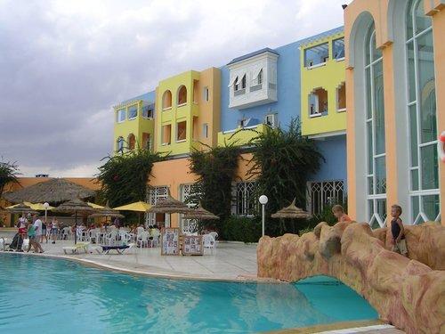 Тур в Hawai Beach Club Hotel 3☆ Тунис, Хаммамет