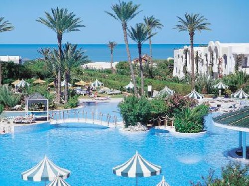 Тур в Djerba Holiday Beach 4☆ Туніс, о. Джерба