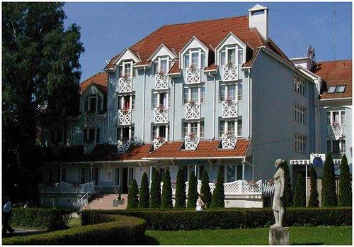Тур в Erzsebet Hotel Heviz 3☆ Венгрия, Хевиз