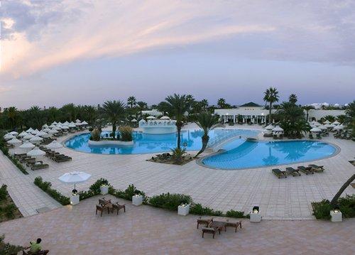 Тур в Yadis Djerba Golf Thalasso & Spa 5☆ Туніс, о. Джерба