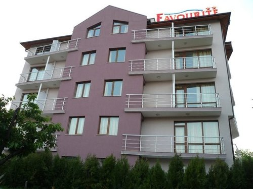 Тур в Favourite Hotel 2☆ Болгария, Обзор