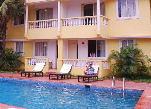 Тур в Star of the Sea Resort 2☆ Индия, Южный Гоа