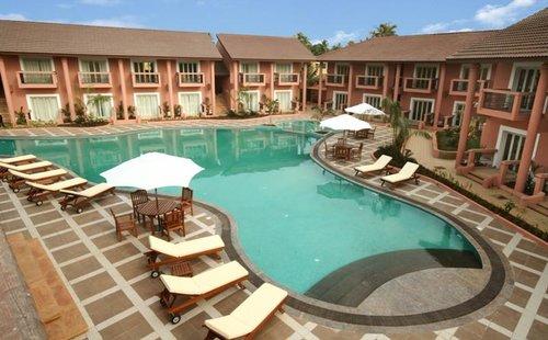 Тур в The Golden Crown Hotel & Spa 4☆ Индия, Южный Гоа