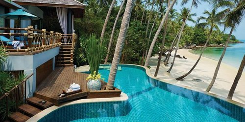 Тур в Four Seasons Resort Koh Samui 5☆ Таиланд, о. Самуи