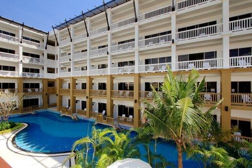 Тур в Kata Sea Breeze Resort 3☆ Таиланд, о. Пхукет