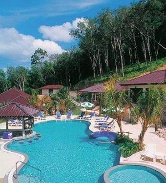 Тур в The Hill Resort 3☆ Таиланд, о. Пхукет