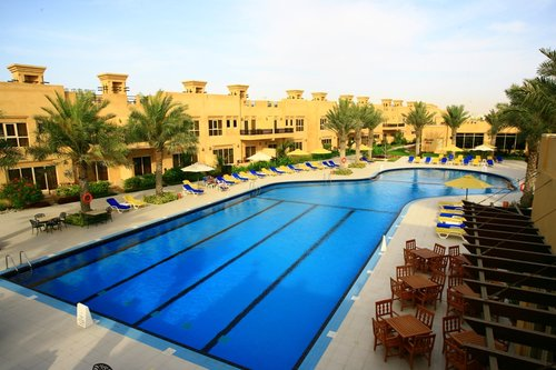 Тур в Al Hamra Village Golf & Beach Resort 4☆ ОАЕ, Рас Аль-Хайма
