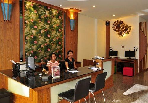Горящий тур в Pimrada Hotel 3☆ Таиланд, о. Пхукет