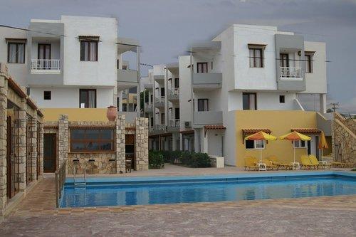 Тур в Ekavi Hotel 3☆ Греція, о. Крит - Ретимно