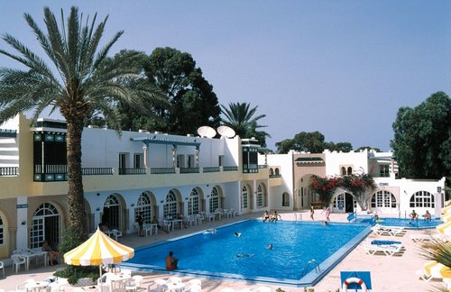 Тур в My Hotel Garden Beach Club 3☆ Тунис, Монастир