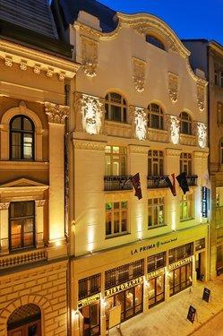 Тур в La Prima Fashion Hotel 4☆ Угорщина, Будапешт