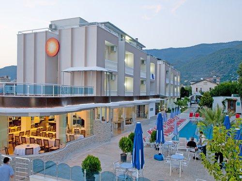 Тур в Dogan Beach Resort 3☆ Турция, Оздере