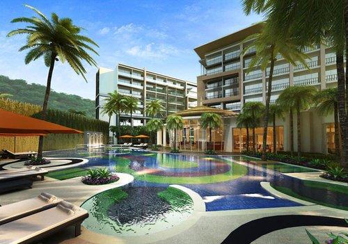 Тур в The Beach Heights Resort 3☆ Таиланд, о. Пхукет